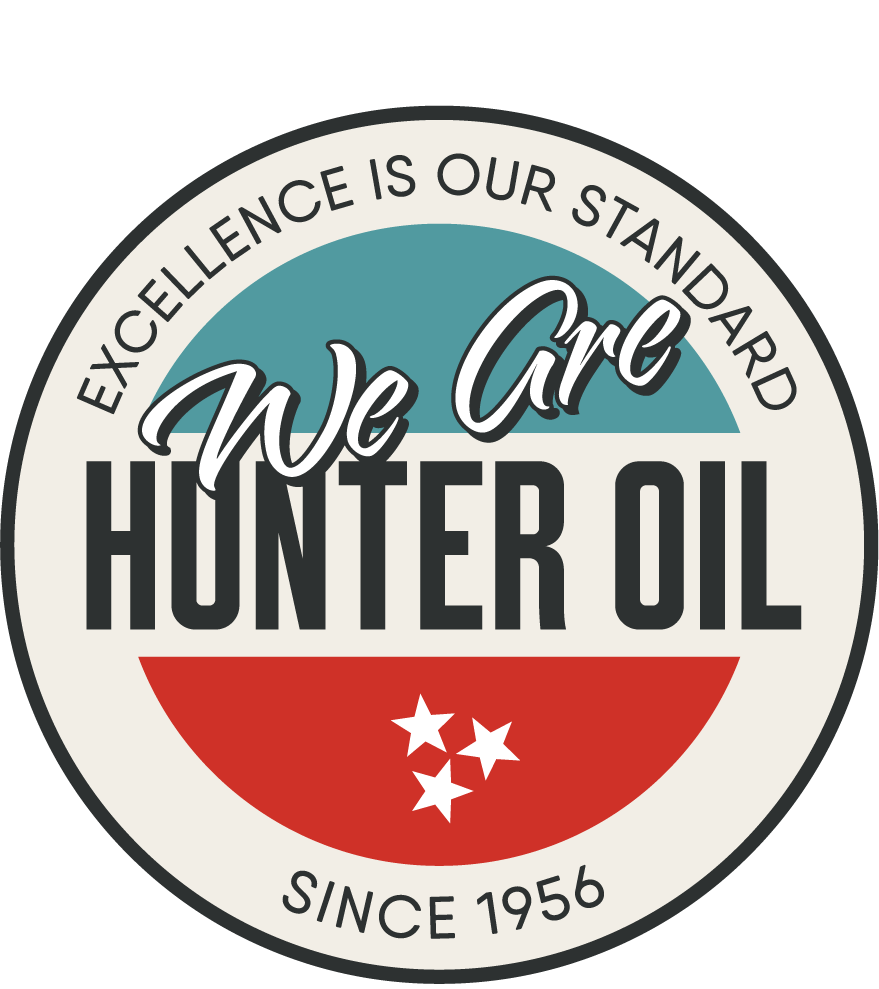 Oil Distributor Knoxville | Hunter Oil